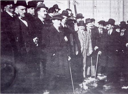 I Asemblea Nacionalista. Lugo, 1918.